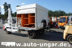 Remolque Hille TK 6 A Kabelwagen Kabelverlegewagen Kabelwinde Diesel otro remolque usado