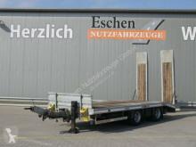 Remolque plataforma Möslein TTA21 Tieflader*21 Tonnen*LIFTACHSE*Verzinkt*SAF