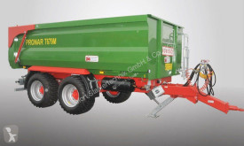 Remolque agrícola volquete monocasco Pronar Muldenkipper T679M 16t