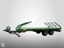 Remolque agrícola Pronar Ballentransportwagen T024M Plataforma forrajera usado