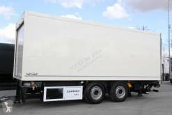 Remolque Rohr Passing trailer refrigerator / Carrier Supra 850u 18 Epal frigorífico usado
