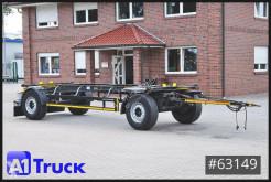 Remorque châssis Schmitz Cargobull AWF 18, BDF Standard 7,45 ,