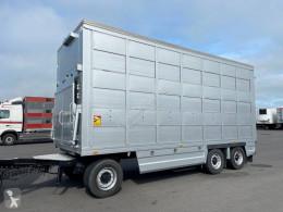全挂车 牲畜拖车 Lecitrailer 3 étages