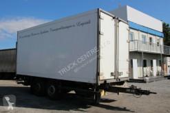 Remorca Schmitz Cargobull ZKO 18, TAIL LIFT, AXLES SCHMITZ, TWO DOORS furgon second-hand