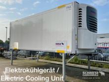 Schmitz Cargobull Wechselaufbau Tiefkühler Standard gebrauchter Isotherm LKW