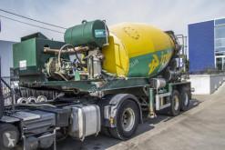 Semi reboque betão betoneira / Misturador MOL BETON MIXER 10M3 + HULPMOTOR /MOTEUR AUX.
