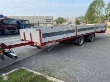 Remolque plataforma Kel-Berg - BPW - BOX INSIDE 8,50 METER LONG