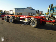 Invepe timber trailer