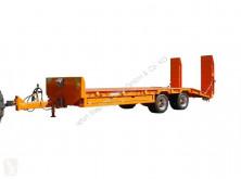 Flatbed trailer/blokvogn Pronar Tandem Tieflader Anhänger RC2100