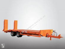 Remolque agrícola caja abierta portamaterial Pronar Tandem Tieflader Anhänger RC2100/2