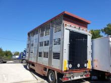 Przyczepa Irma do transportu bydła używana