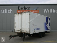 مقطورة عربة مقفلة Ackermann Z-KA-F 10.0/7.0E Koffer*Durchlader*Trommel*Luft