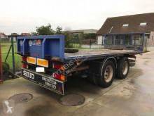 Samro 12/01/1999 trailer used flatbed