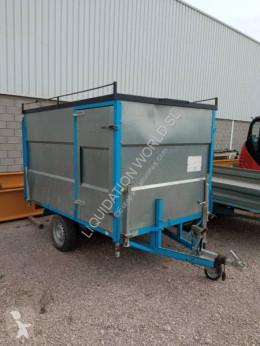Remolque Remorque Remolque 750 kg trailer (no brake) 1 axle