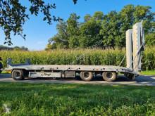 Remolque agrícola caja abierta portamaterial Fliegl DTS 300P