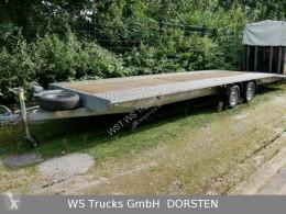 Remorca pentru transport autovehicule WST Edition Spezial Überlänge 8,5 m