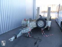 Hubière 2 ESS Anhänger gebrauchter Maschinentransporter
