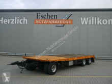 Goldhofer TUP-L3-24/80*Tieflader*Auffahr trailer used heavy equipment transport
