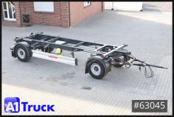 Reboque chassis Krone Standard BDF, guter Zustand, Reifen 90 %
