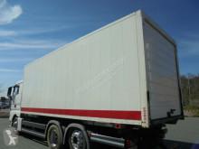 Equipamentos pesados carroçaria caixa furgão Wecon WSK 745 NG- Kofferbrücke-Rolltor-Kleider