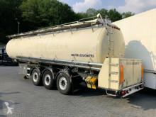 Naczepa Magyar SR 34 BD1-Drucktank-Heizung- Pumpe- 33.000 Liter cysterna do przewozu produktów żywnościowych używana