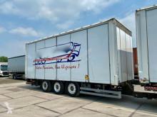 Прицеп Lecitrailer Tandem Koffer 3 Achser Falttüren LBW фургон б/у