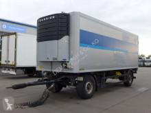 全挂车 冷藏运输车 Rohr RAK/18IV*TÜV*Carrier Maxima 1000*BPW-Achsen*LBW*