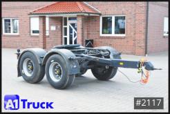 Reboque chassis Krone Parator S16 Dolly, Untersetzachse, überholt