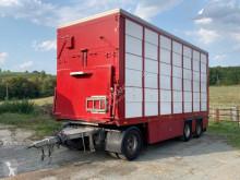 Guitton trailer used livestock trailer