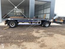 Anhænger containervogn Trax 19T Voies Large