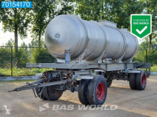 Aanhanger tank Burg BPDA 10-10 10m3 WaterTank BPW