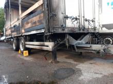 Прицеп Fruehauf FRECD4UNP01AEA6 фургон после аварии