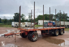 Diebolt timber trailer