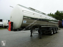 Berger半挂车 Santi 3-Kammern Pumpe 380V 32.500 ltr. 油罐车 食物 二手