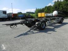 Remorque châssis Rufa Wechselanhänger 445/45R19,5 BDF WP WB