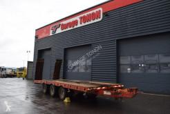 ACTM PORTE ENGINS trailer used heavy equipment transport