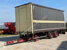 Orten tautliner trailer AG 18t Tandem - durchladbar, Edscha