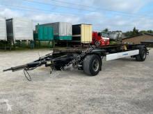 Reboque chassis Krone AZ Jumbo BDF