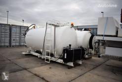 无公告 Tank New Jetting tank complete with hosereel and PTO / Pump 油罐车 二手
