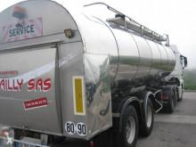 ETA food tanker trailer