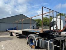 Remolque caja abierta DAF AE 10-17 - OLDTIMER - NL TRAILER - APK 2022