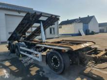 Přívěs DAPA Roll-off trailer Tipper nosič kontejnerů použitý