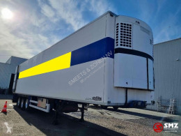 Chereau Aanhangwagen TOP 1a Thermoking SMX-2 trailer used mono temperature refrigerated
