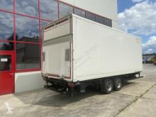 Möslein Tandem Koffer Ladebordwand + Durchladbar Neuwer trailer used box