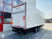 Przyczepa furgon Möslein Tandemkoffer, Ladebordwand + Durchladbar-- Neuw