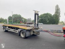 Przyczepa do transportu kontenerów Lecitrailer LTR-2ED 2 ESSIEUX AV TRAIN