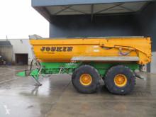 Remolque agrícola volquete monocasco Joskin trans KTP22/50