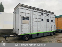 Anhænger Kaba 2X KABA 3 Stock Hubd Vollalu 7,30m Viehanhänger anhænger til dyretransport brugt