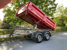 全挂车 双侧翻加后翻式自卸车 Schmitz Cargobull ZKI ZKI 18 / Tandemkipper 3 -Seiten Kipper