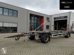 Anhænger chassis Sommer AW 18T / verzinkt